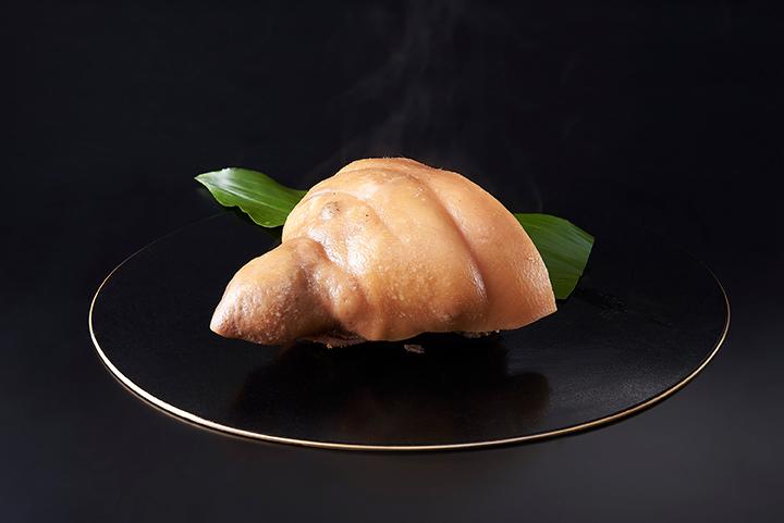 マルヨネの蒸し豚「アゴ」