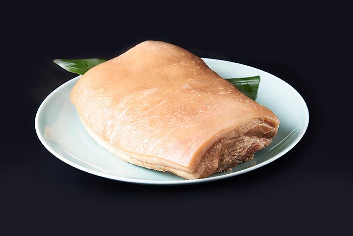 蒸し豚「バラ」